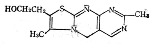 硫色素分子式