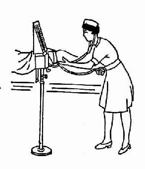 下肢腘动脉测量法