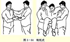 雙人搬運——椅托式