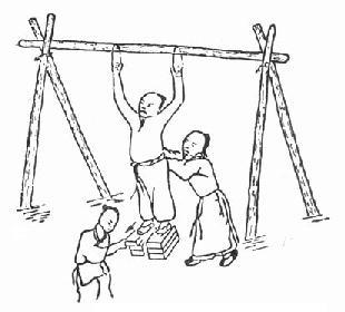 攀索叠砖法