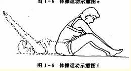 产后第十二天体操运动2