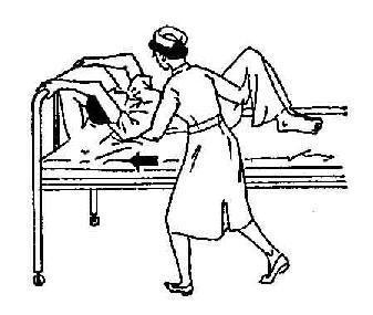 移动和搬运病人