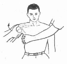 肩关节脱位复位法-牵引推拿法