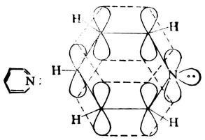 吡啶分子结构