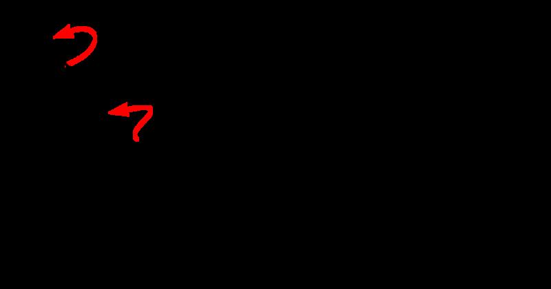 File:1-HCl-protonates-tBuOH-2D-skeletal.png