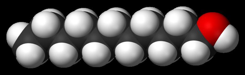 文件:1-Undecanol-3D-vdW.png