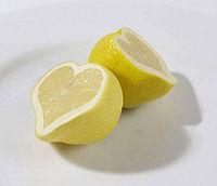 柠檬,柠檬的功效与作用