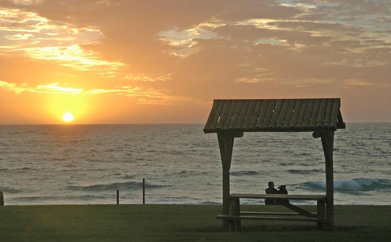 文件:Beach sunset Perth.jpg