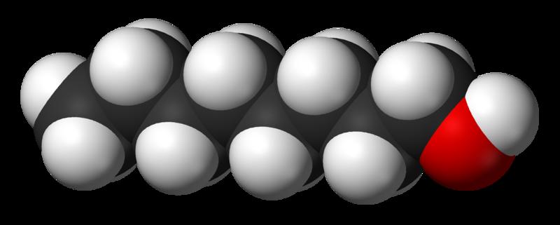 文件:1-Octanol-3D-vdW.png