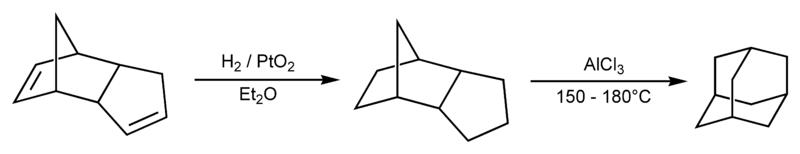 文件:Adamantane synthesis.png