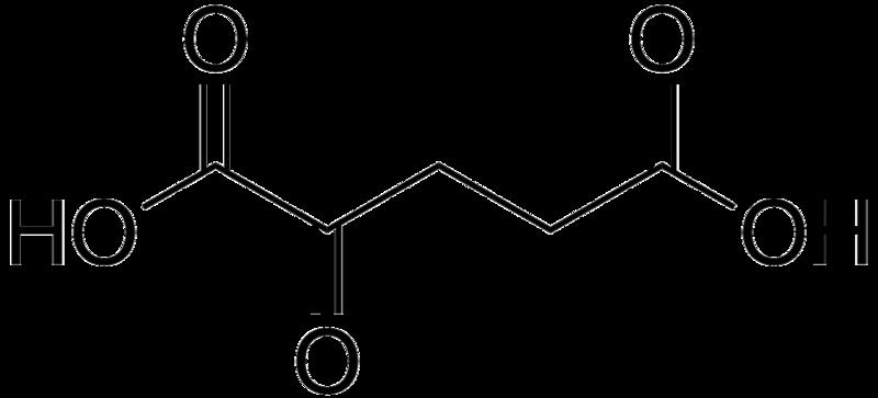 文件:Alpha-ketoglutaric acid.png