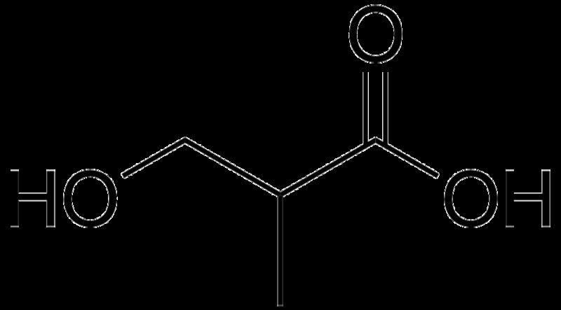 文件:3-Hydroxyisobutyric acid.png