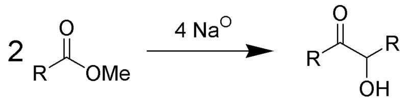 文件:Acyloin Condensation.png